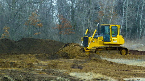 New Look Contracting - Earthwork